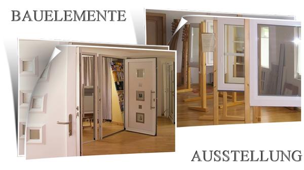Bauelemente Ausstellung