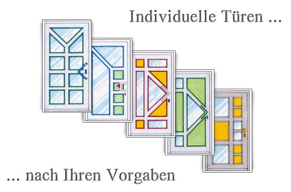 Individuelle Türen